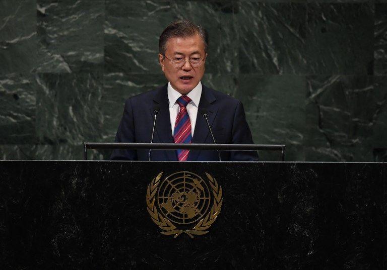 Emmanuel Macron va recevoir le président sud-coréen Moon Jae-in le 15 octobre