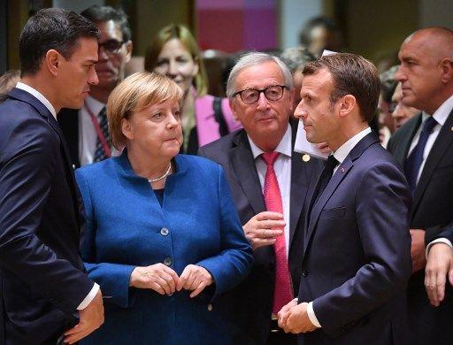 Nominations européennes: le jeu dangereux d'Emmanuel Macron face à l'Allemagne