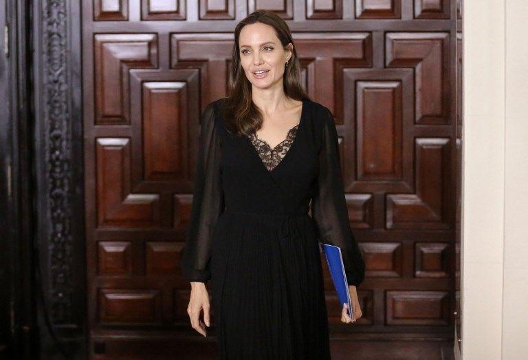 Angelina Jolie envisage de se lancer dans la vie politique