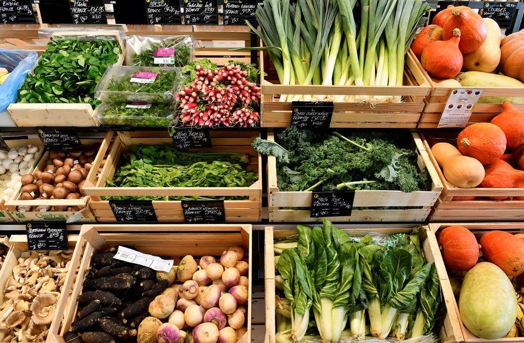 légumes alimentation foie activité équilibre régime
