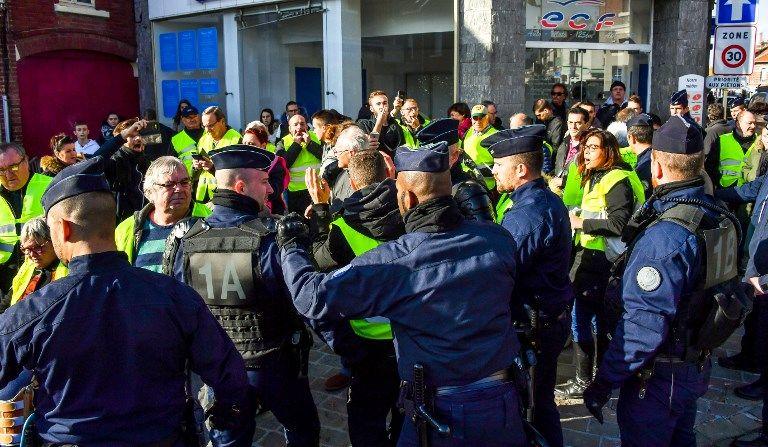 Les gilets jaunes ou le deuil de la démocratie représentative : SOS corps intermédiaires disparus