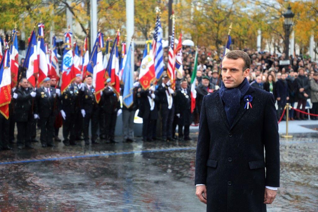Projet d'attentat contre Emmanuel Macron : deux hommes mis en examen