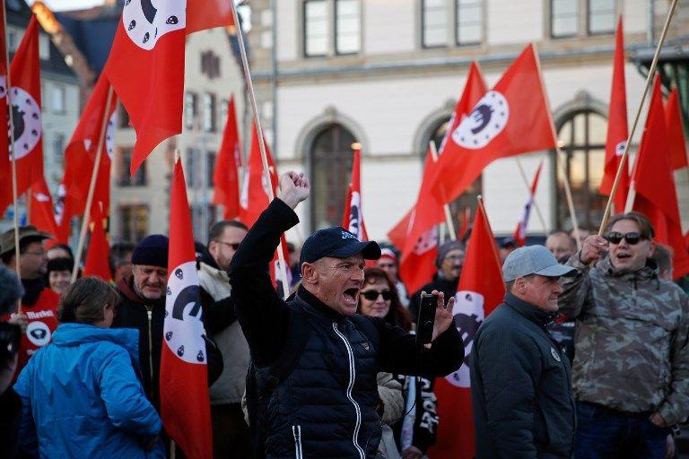 Allemagne : un concert interrompu après des slogans nazis entonnés par des fans