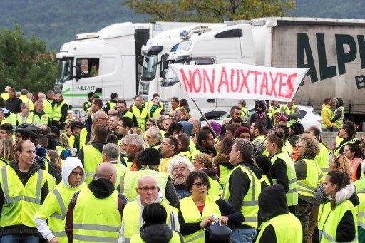 Les Gilets jaunes, un événement historique et non pas un incident de parcours de la présidence Macron