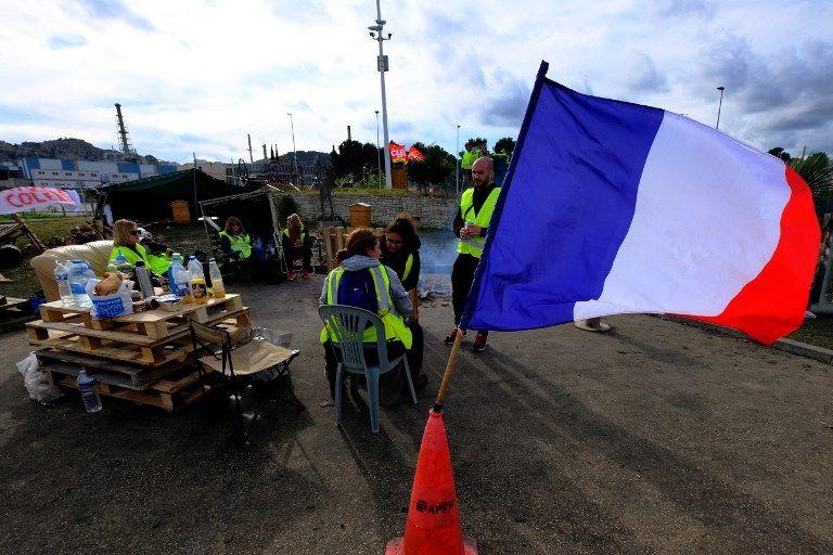 Plus 4 points : entre soutien et sympathie, 54% des Français ont une image positive des Gilets jaunes aujourd'hui