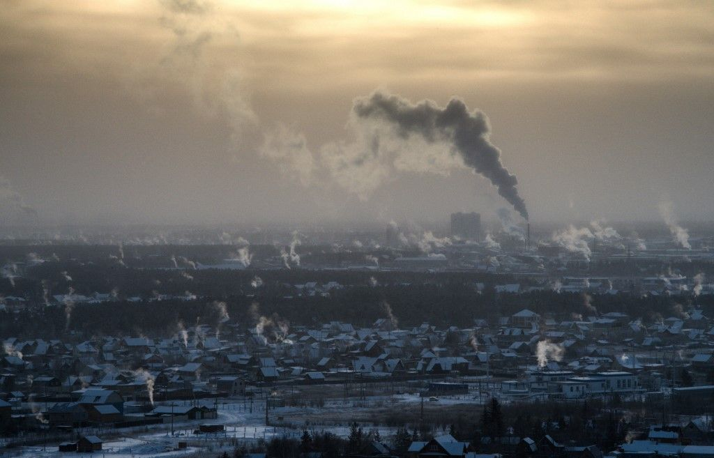 La ville de Yakustsk, en Sibérie (image d'illustration)