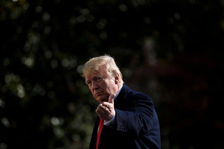 2019 ou l'année des nuages noirs économique pour Donald Trump ?