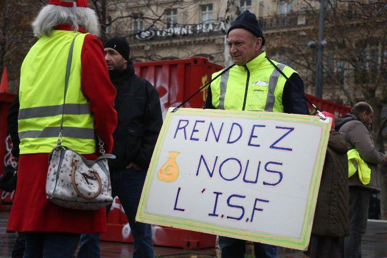 ISF, inégalités (et Covid) ou la vacuité d'une obsession française maladive