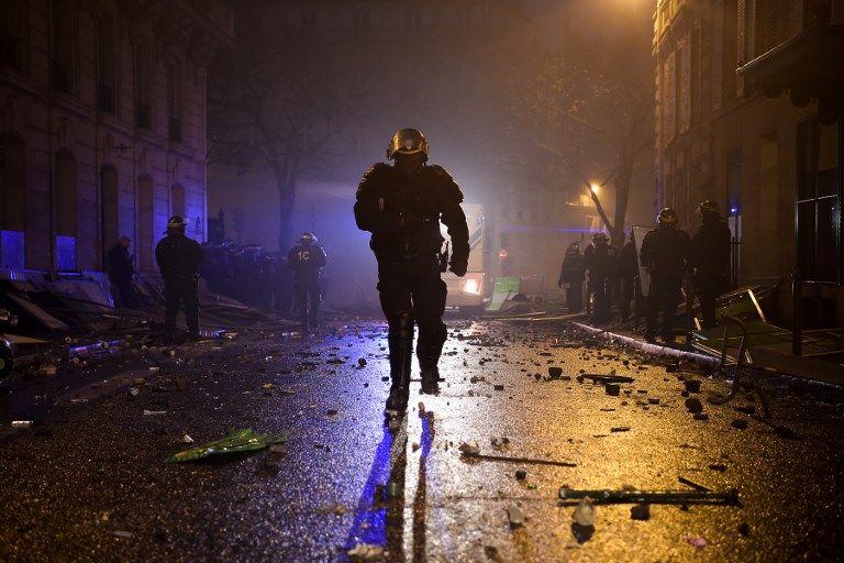 Les vraies questions à se poser sur le thème des violences policières