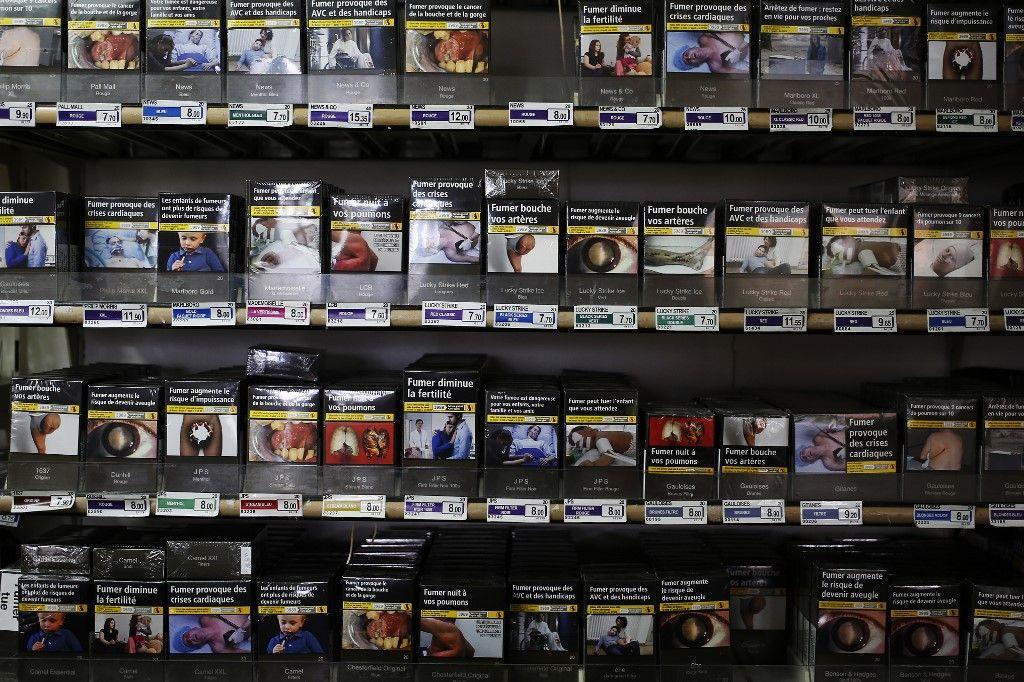 Les ventes de tabac en hausse de 30%... à cause des frontaliers qui ne peuvent plus se fournir à l'étranger