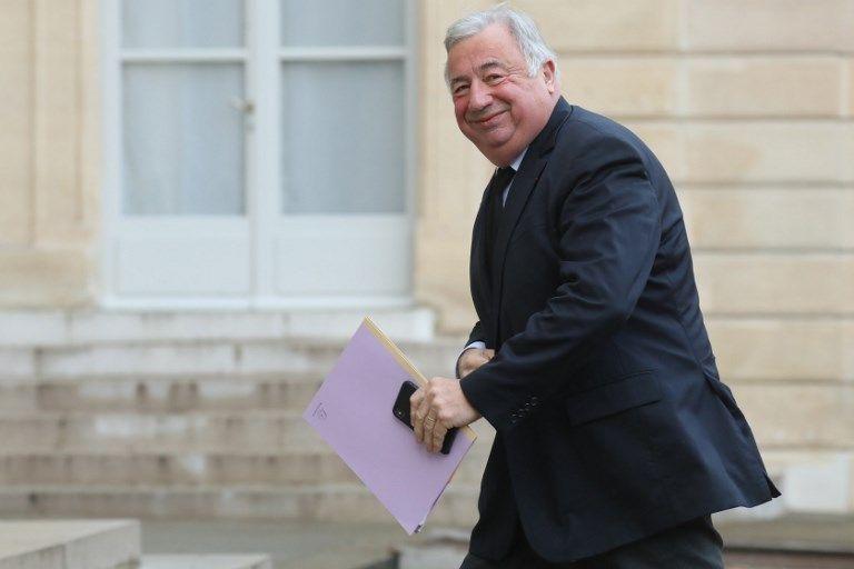 Gérard Larcher, l'Homme qui tient tête à Emmanuel Macron et ...à Laurent Wauquiez