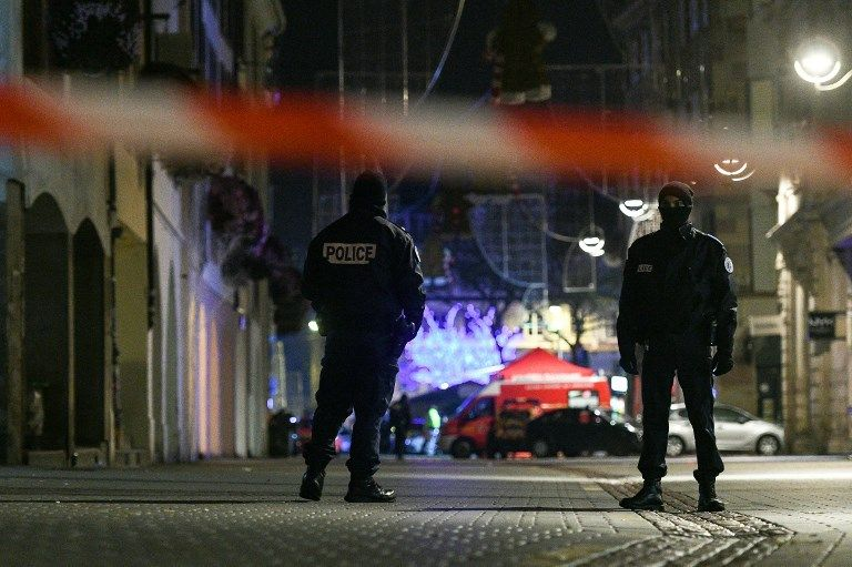 Attentat de Strasbourg : ce que l'on sait de l'auteur présumé de la fusillade