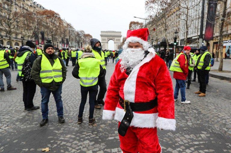 Mais quels arguments employer sur les Gilets jaunes pour gagner (gentiment) le match des idées lors du réveillon de Noël ?