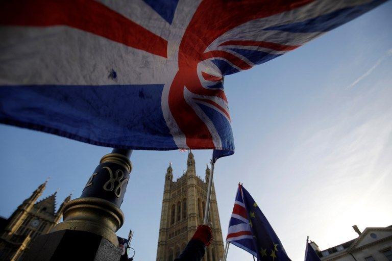 La liberté de l'Europe se joue au Parlement britannique