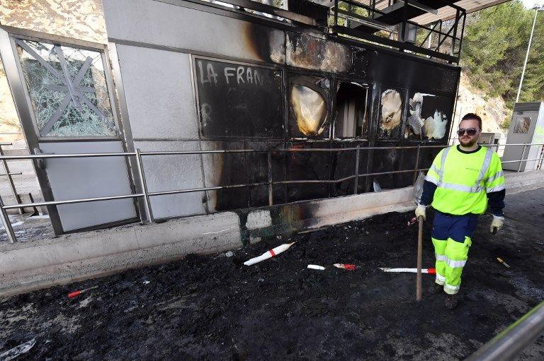 Incendie de péages en série : zadisation d'une partie des Gilets jaunes ou violences traditionnelles de l'arc méditerranéen ?