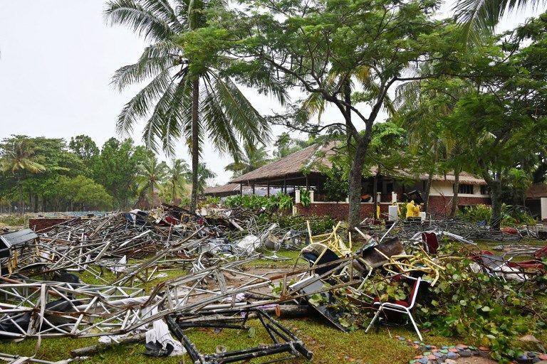 Tsunami en Indonésie: Riefian Fajarsyah est le seul survivant du groupe pop indonésien Seventeen