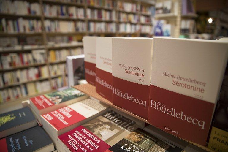 Sérotonine : et si le dernier roman Houellebecq était un roman beaucoup plus catholique qu'on ne l'a vu ?