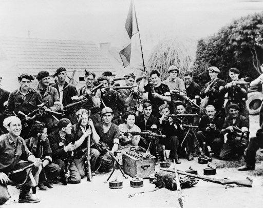 L'imposture historique de la gauche dans la Résistance et de la droite dans la collaboration