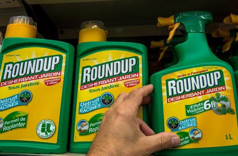 La suppression du glyphosate devrait coûter cher aux agriculteurs selon un rapport parlementaire