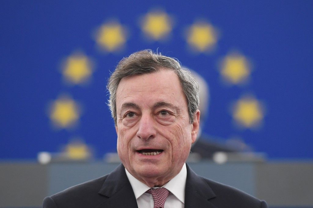 Le cri désespéré de Mario Draghi: «la politique fiscaledoit devenir le principal instrument de la politique conjoncturelle !»