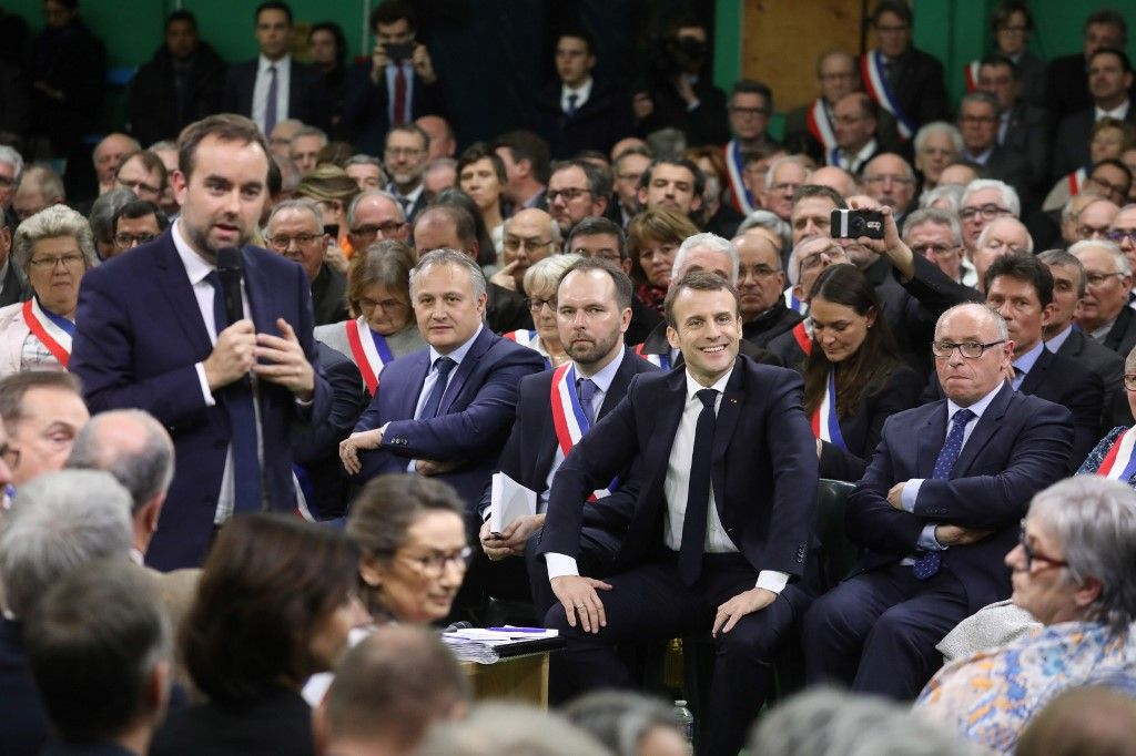 Le Grand débat national a coûté 12 millions d'euros