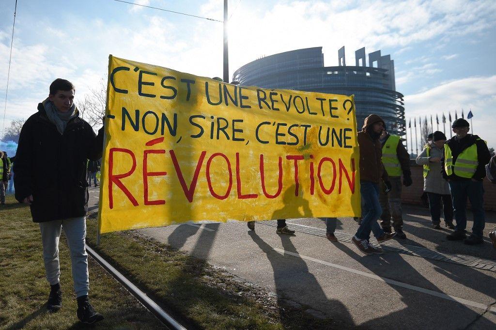 """Martin Gurri : """"Les vents de révolte ne sont pas prêts d'arrêter de souffler en Occident car nos élites et institutions ne sont plus adaptées au monde actuel"""""""