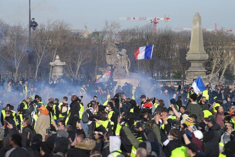 """Gilets jaunes : pour le patron de la DGSI, les ultras n'ont pas pris """"le leadership"""""""