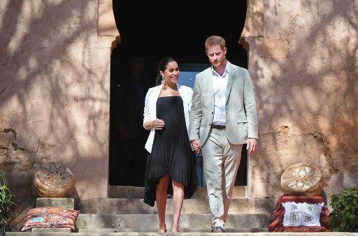 Le bébé de Meghan Markle et Harry est déjà dans le viseur du fisc américain