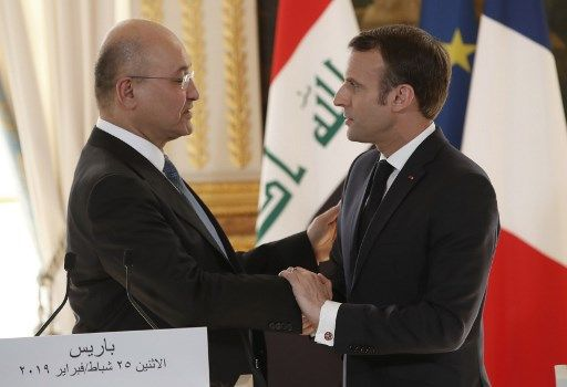 Irak : trois Français viennent d'être condamnés à mort pour appartenance au groupe Etat islamique