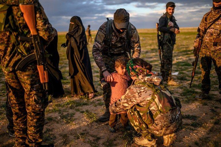Le retour des jihadistes « français », de leurs femmes et de leurs enfants, véritables  «bombes humaines à retardement »