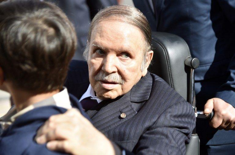 Algérie : le président Abdelaziz Bouteflika a remis sa démission
