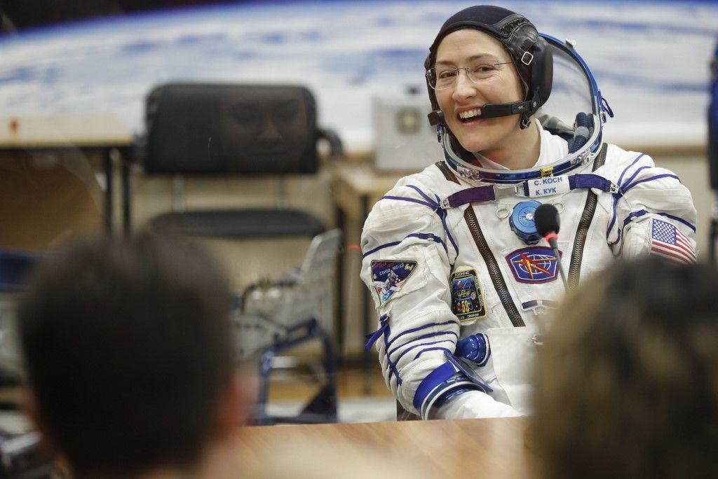 Les effets du voyage spatial sur le corps humain