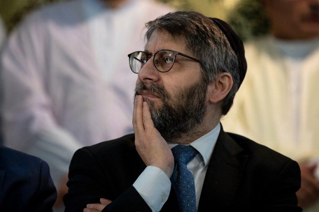Monsieur le grand rabbin vous avez encore quelques petites choses à apprendre sur le Coran…