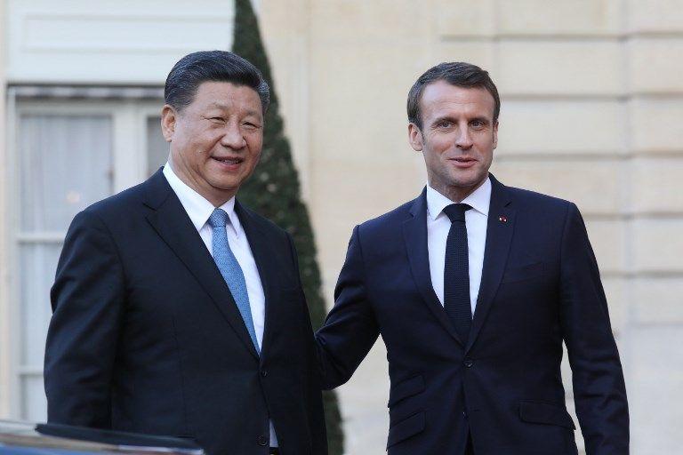 La semaine de la Chine, l'aube de l'Europe