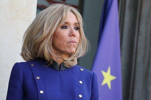 Brigitte Macron choquée par les Parisiens qui se promenaient sur les quais