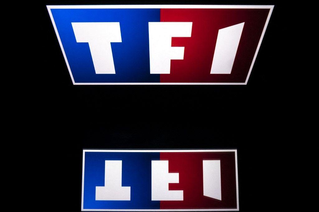 Le logo de la chaîne de télévision TF1.
