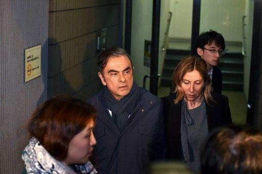 Le tribunal de Tokyo approuve la demande de libération de Carlos Ghosn, le parquet fait appel