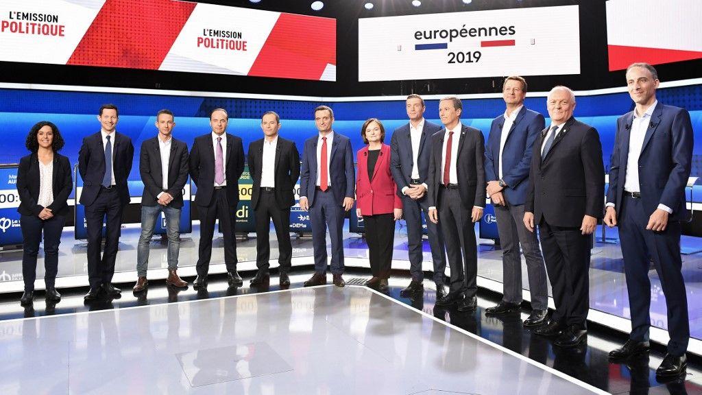 L'Emission politique : un débat un peu éloigné de l'Europe des réalités