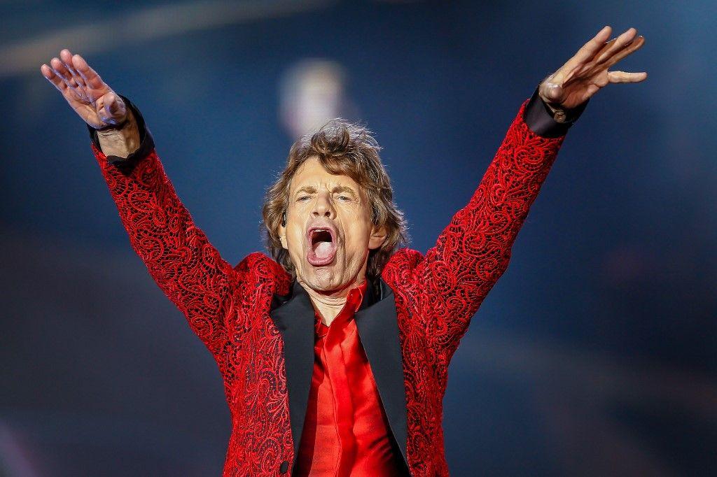 """Mick Jagger a été opéré du coeur et rassure ses fans : il se sent """"beaucoup mieux"""""""