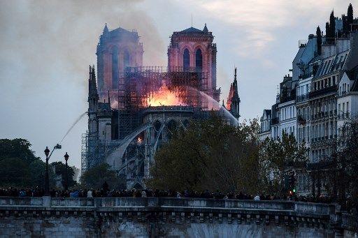 Notre-Dame de Paris - AFP