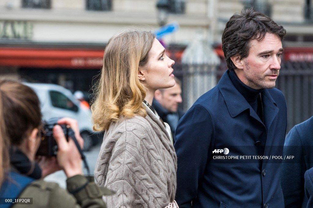 Antoine Arnault et Natalia Vodianova annoncent leur fiançailles