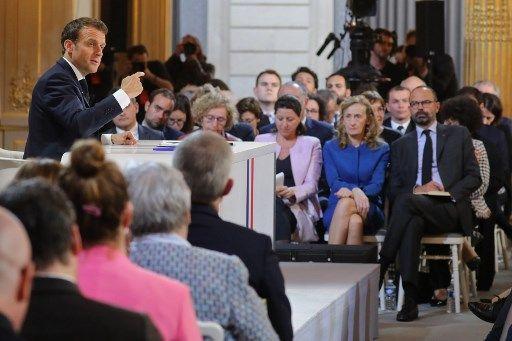 """Grand débat : le gouvernement et la majorité vont se réunir lundi pour un séminaire """"inédit"""""""