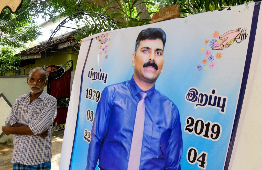 Sri Lanka : Ramesh Raju, ce héros qui a empêché un kamikaze d'entrer dans une église
