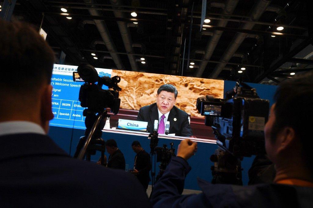 Chine : les journalistes des médias d'Etat vont être soumis à un test de fidélité envers le président Xi Jinping