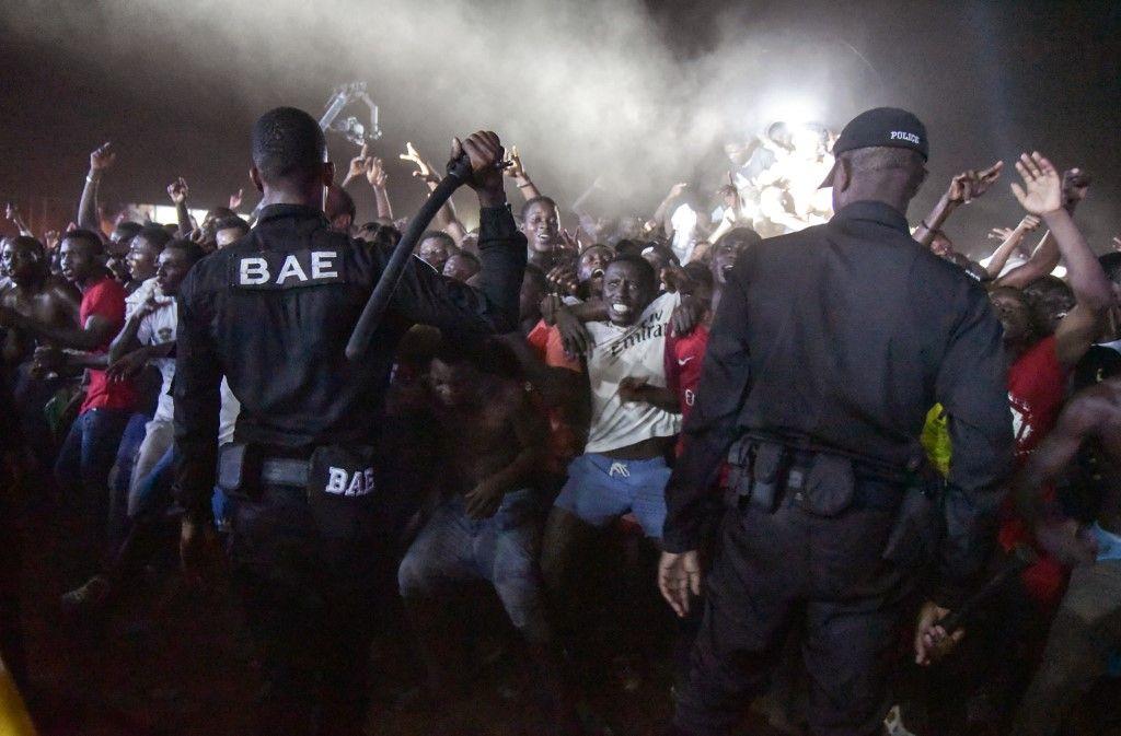 Quatre blessés lors d'un concert du rappeur Kaaris en Côte d'Ivoire