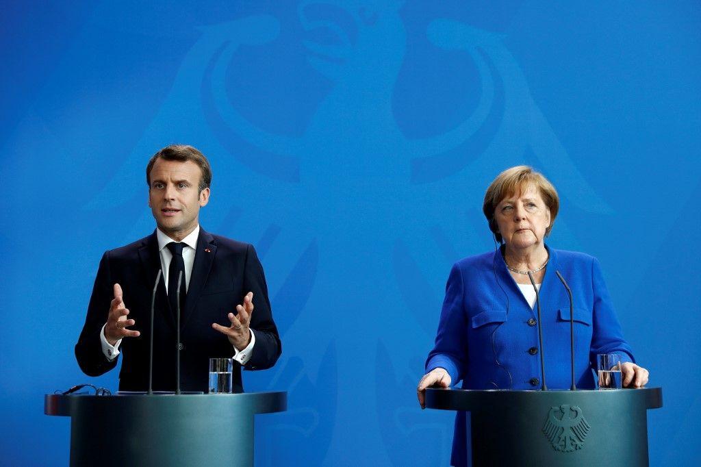 Allemagne 1 / France 0 : ce que l'efficacité face au Coronavirus risque de changer aux rapports de force européens