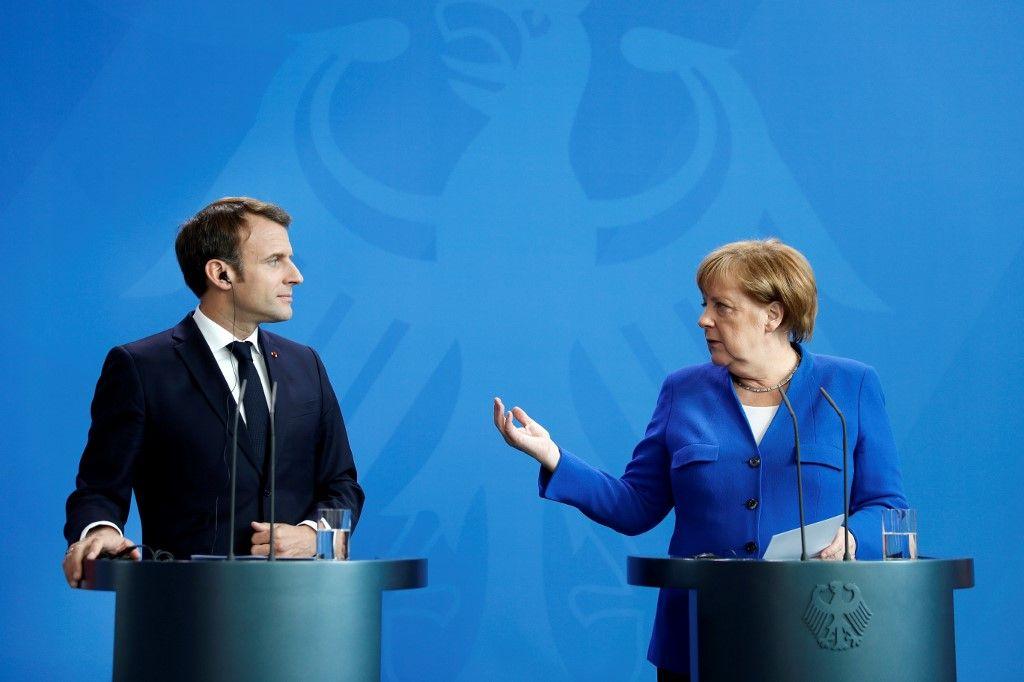 Vers un grand tremblement de terre ? Et si les deux verrous allemands et français qui bloquent l'Europe étaient en train de céder...