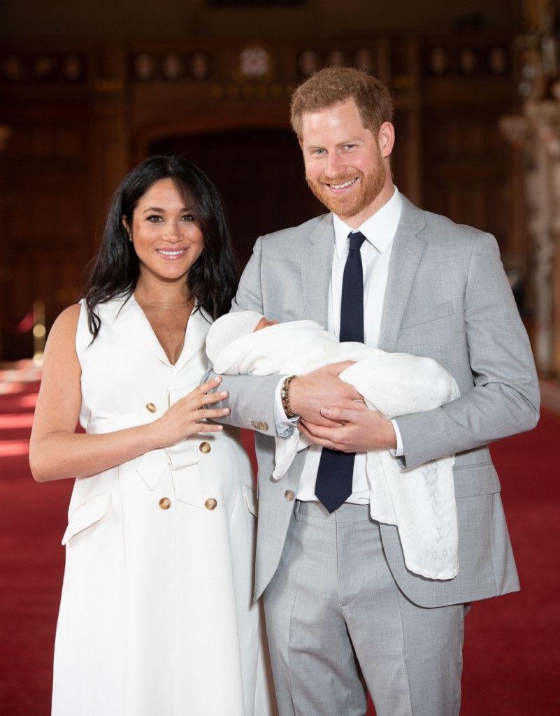 Le baptême d'Archie, le fils de Meghan et Harry, a eu lieu sans la reine Elizabeth