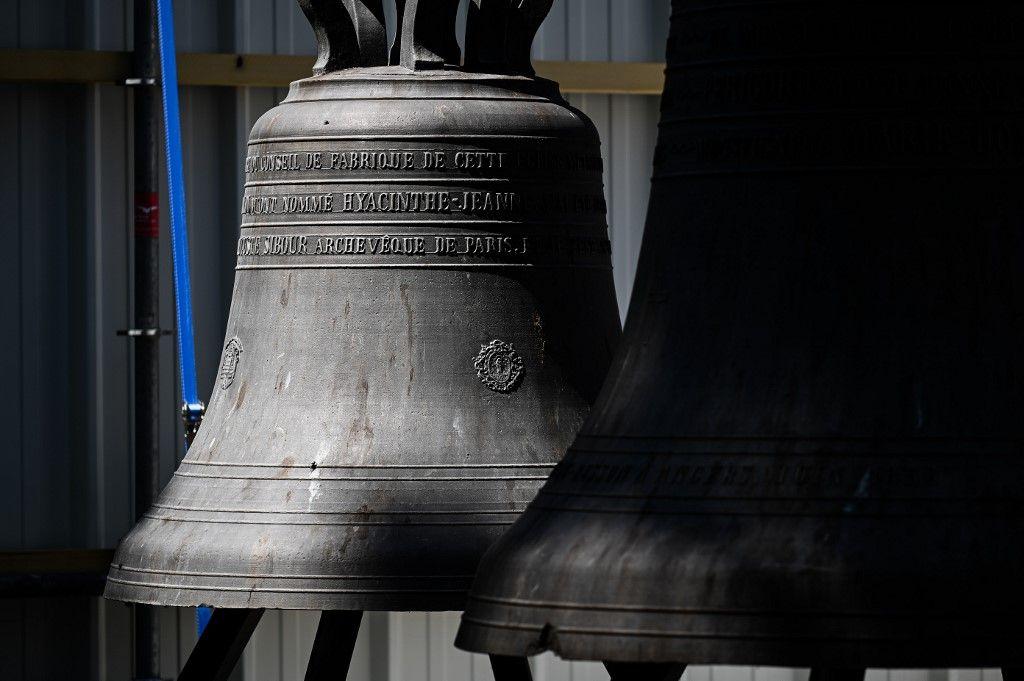 Le bourdon de Notre-Dame de Paris va résonner ce mercredi 15 avril à 20h afin de rendre hommage au personnel soignant