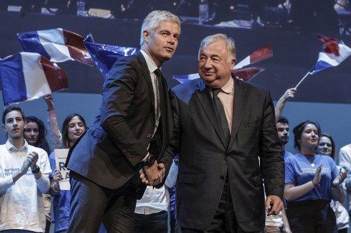 """Gérard Larcher annonce l'organisation d'une """"grande convention nationale"""" en octobre pour l'avenir des Républicains"""